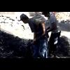 Παρουσίαση της διαδικασίας παρασκευής κάρβουνου. Η καύση και το άνοιγμα του καμινιού.